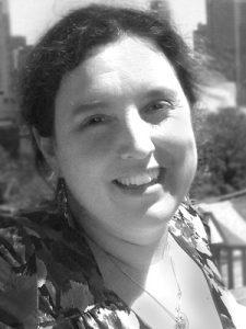 Catherine Ponte, Associate Acquisitions Editor