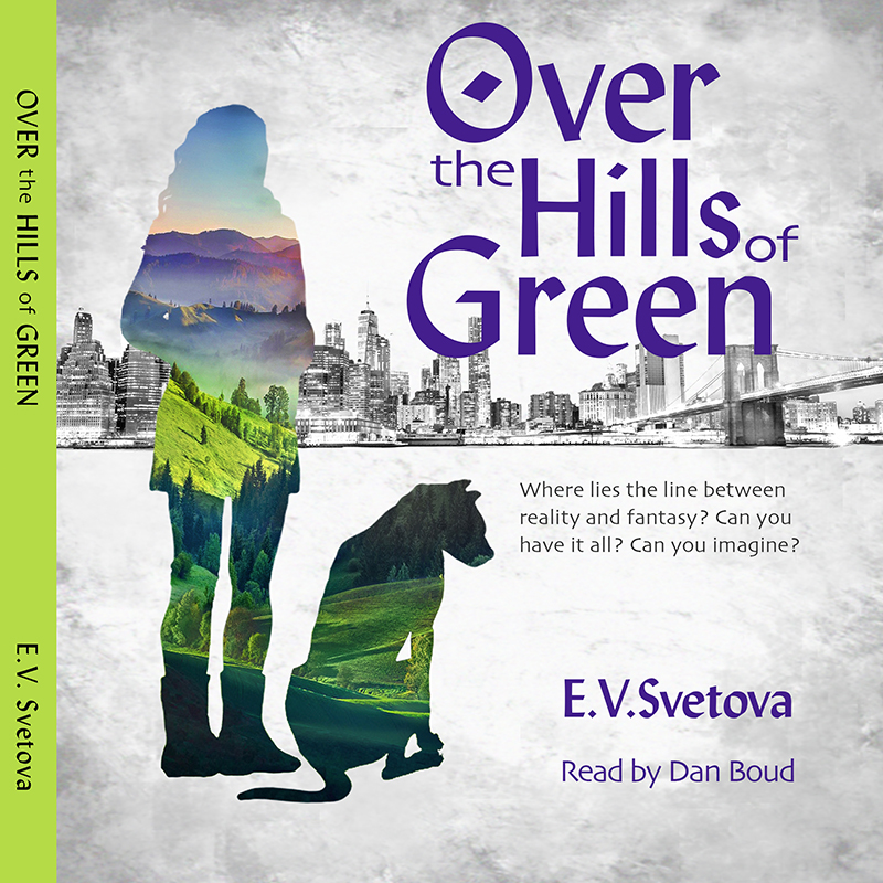 Over The Hills Of Green audiobook